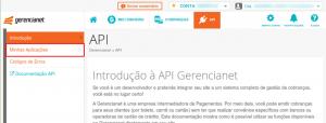 Gerencianet - API